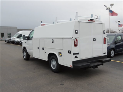 2018 E-350, Service Utility Van #IT6927 - photo 2