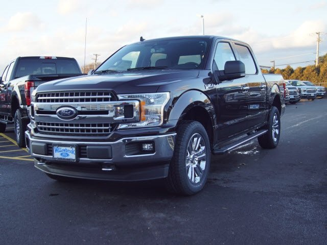 2019 F-150 SuperCrew Cab 4x4,  Pickup #KT2030 - photo 3