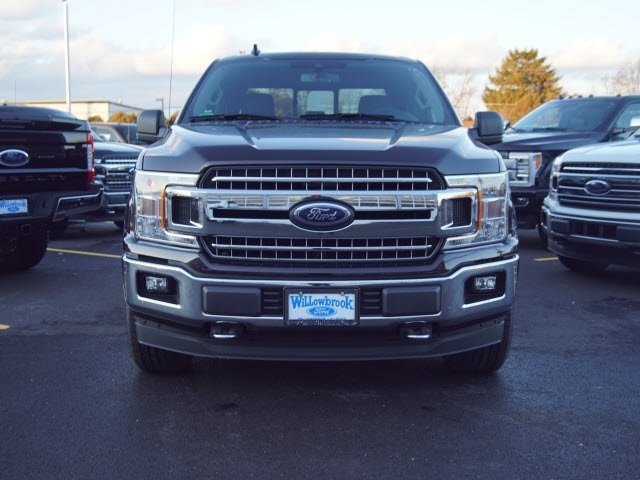 2019 F-150 SuperCrew Cab 4x4,  Pickup #KT2030 - photo 4