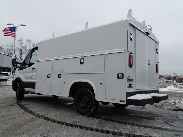 2020 Ford Transit 350 4x2, Knapheide Service Utility Van #LT5405 - photo 1