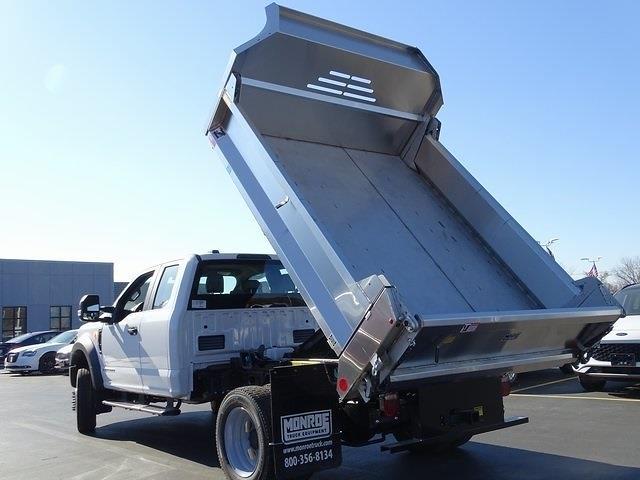 2020 Ford F-450 Super Cab DRW 4x4, Monroe Dump Body #LT5745 - photo 1