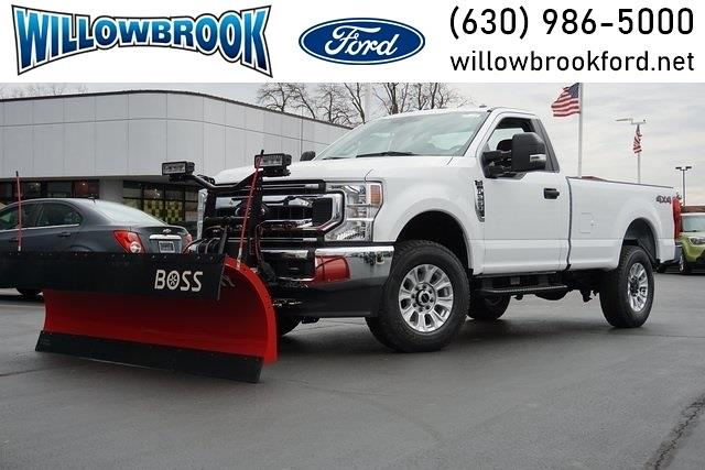 2020 Ford F-250 Regular Cab 4x4, BOSS Pickup #LT5762 - photo 1