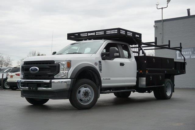 2020 Ford F-450 Super Cab DRW 4x4, Knapheide Concrete Body #LT5767 - photo 1