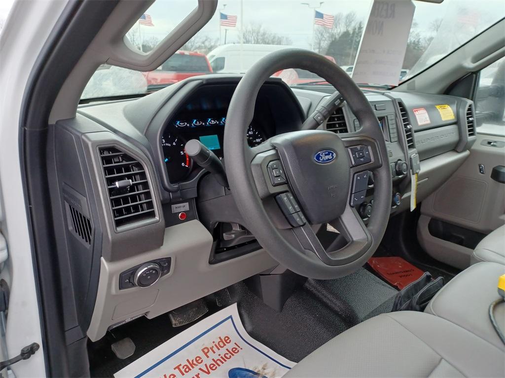 2021 F-450 Super Cab DRW 4x4,  Cab Chassis #MF54484 - photo 18
