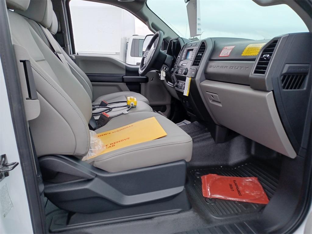 2021 F-450 Super Cab DRW 4x4,  Cab Chassis #MF54484 - photo 9