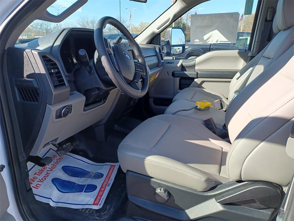 2021 F-450 Super Cab DRW 4x4,  Cab Chassis #MF54485 - photo 18
