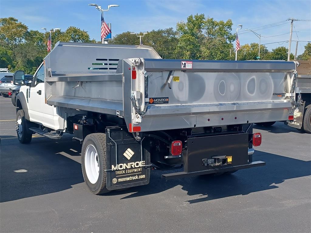 2021 F-450 Super Cab DRW 4x4,  Cab Chassis #MF54486 - photo 7