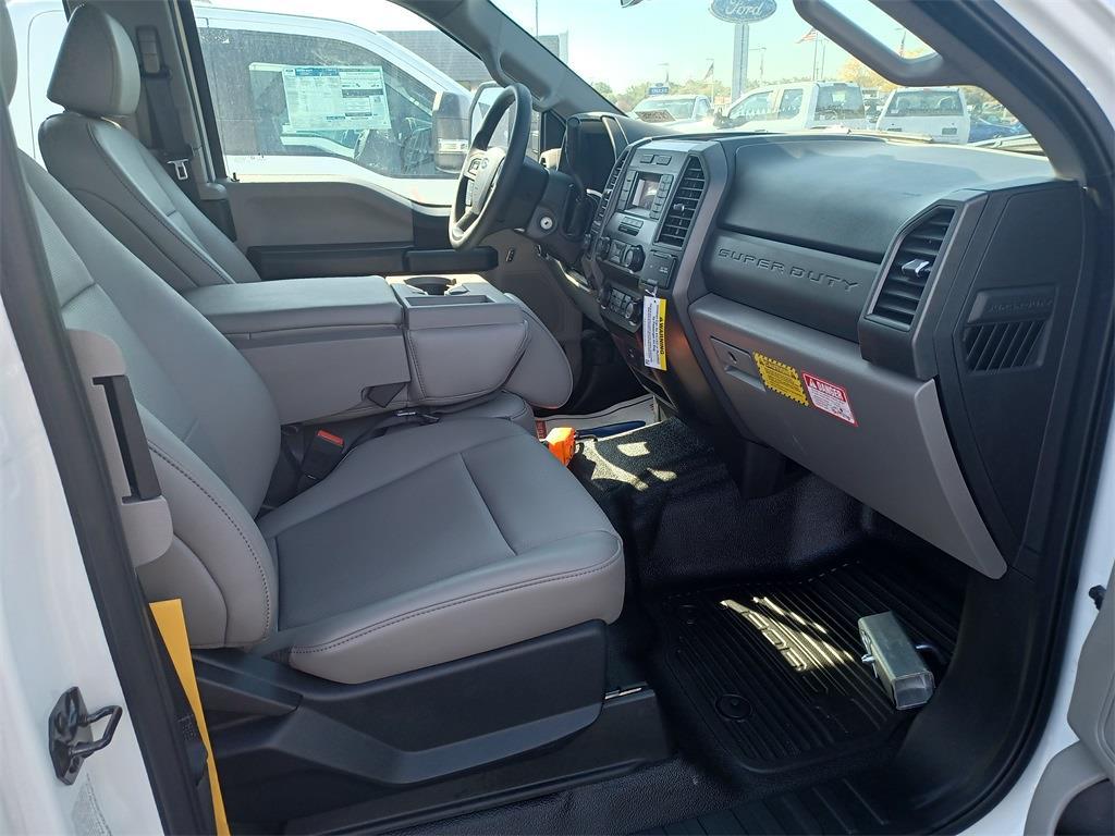 2021 F-450 Super Cab DRW 4x4,  Cab Chassis #MF54486 - photo 10