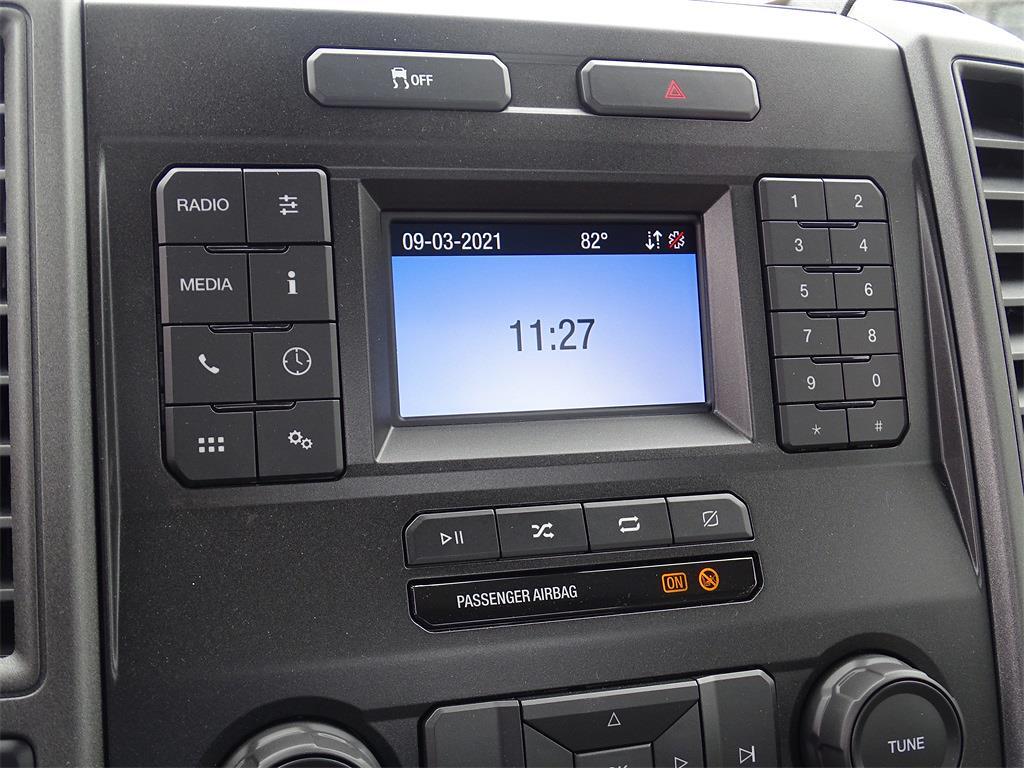 2021 F-350 Regular Cab DRW 4x4,  Knapheide Service Body #MF58429 - photo 14