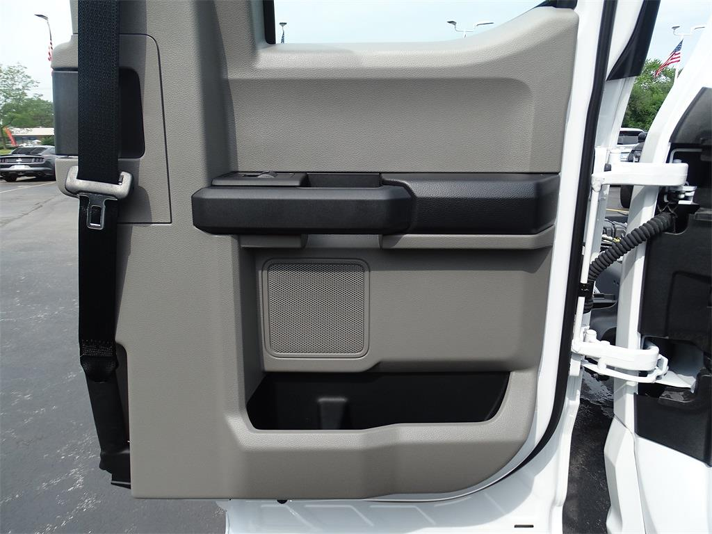 2021 F-350 Super Cab DRW 4x4,  Knapheide Steel Service Body #MF58438 - photo 11