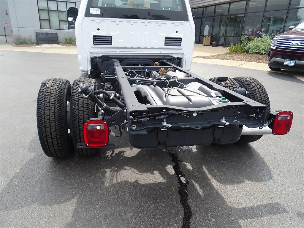 2021 F-350 Super Cab DRW 4x4,  Knapheide Steel Service Body #MF58438 - photo 18