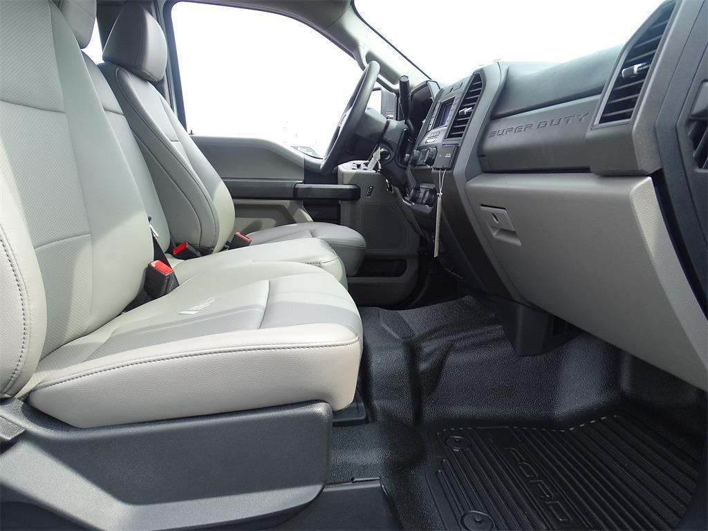 2021 F-350 Super Cab DRW 4x4,  Knapheide Steel Service Body #MF58438 - photo 9