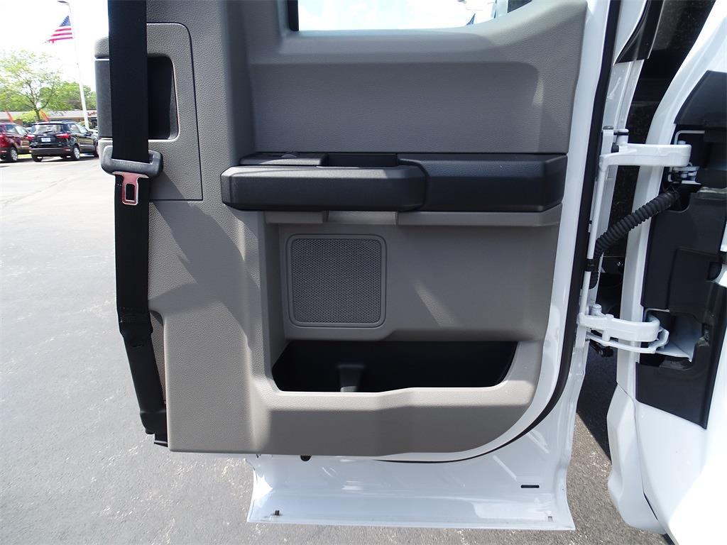 2021 F-350 Super Cab DRW 4x4,  Knapheide Drop Side Dump Body #MF58439 - photo 11