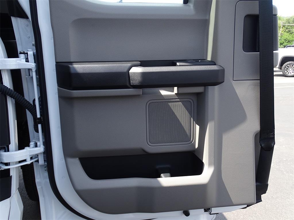 2021 F-350 Super Cab DRW 4x4,  Knapheide Drop Side Dump Body #MF58439 - photo 19