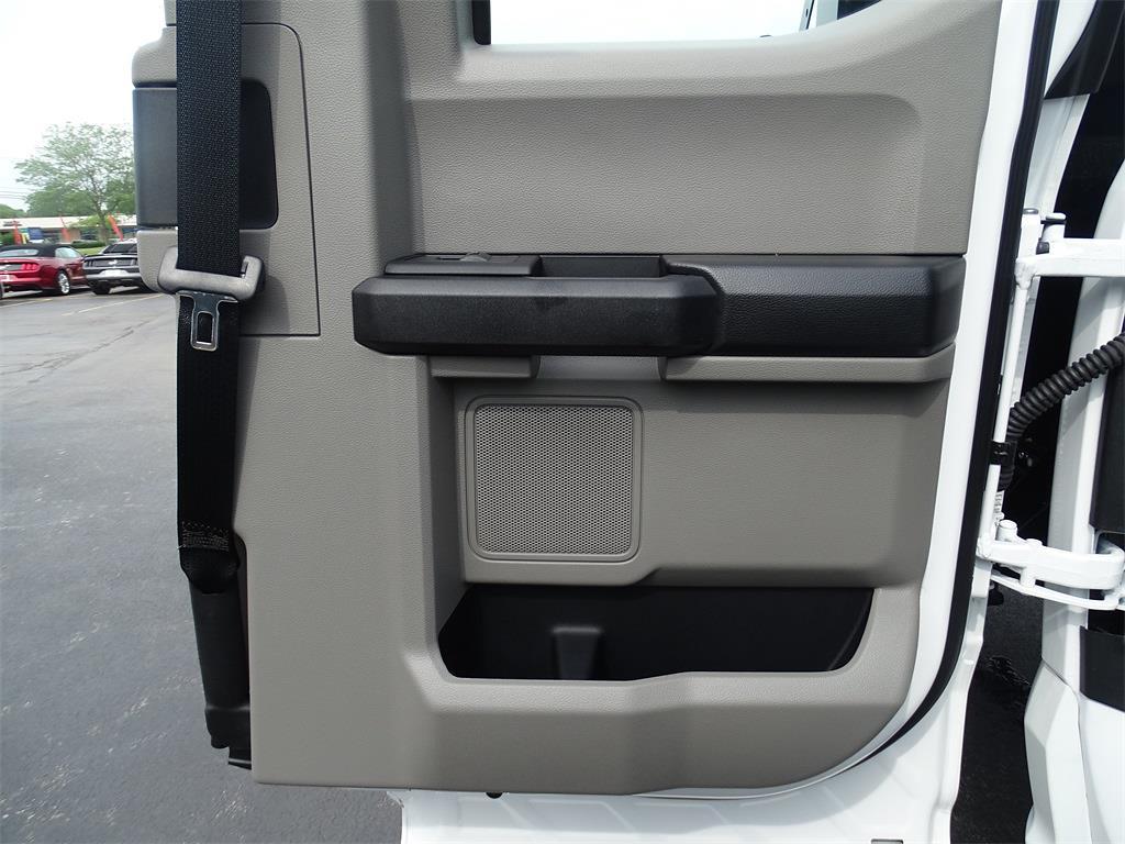 2021 F-450 Super Cab DRW 4x4,  Knapheide Drop Side Dump Body #MT08821 - photo 18