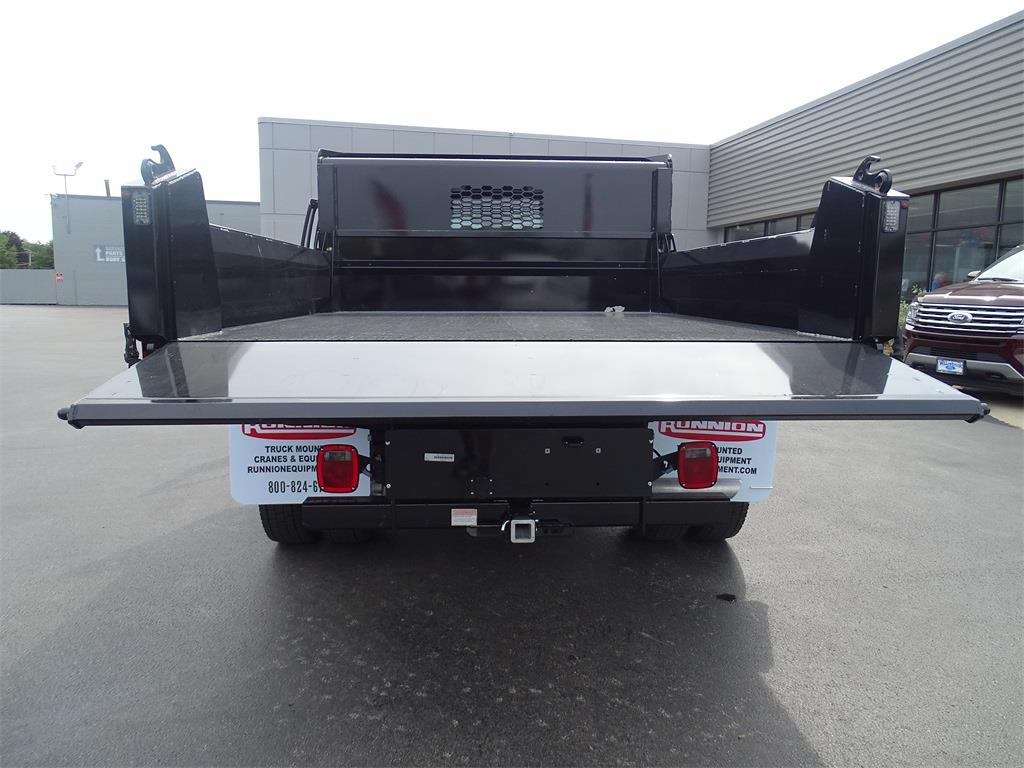 2021 F-450 Super Cab DRW 4x4,  Knapheide Drop Side Dump Body #MT08821 - photo 24