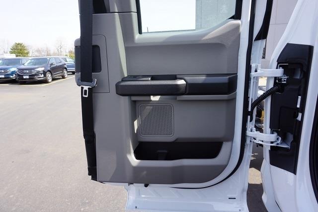 2021 F-450 Super Cab DRW 4x4,  Cab Chassis #MT08822 - photo 11