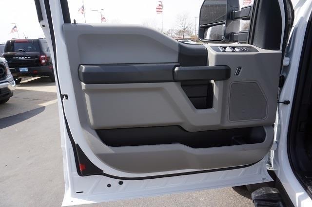 2021 F-450 Super Cab DRW 4x4,  Cab Chassis #MT08822 - photo 19