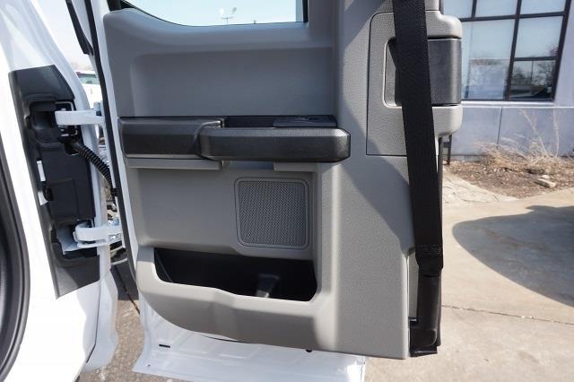 2021 F-450 Super Cab DRW 4x4,  Cab Chassis #MT08824 - photo 16