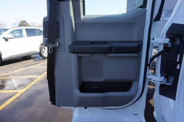 2021 F-450 Super Cab DRW 4x4,  Cab Chassis #MT08827 - photo 11