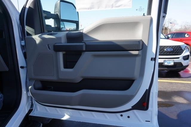 2021 F-450 Super Cab DRW 4x4,  Cab Chassis #MT08827 - photo 8