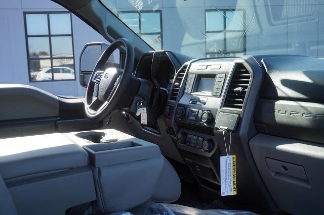 2021 F-450 Super Cab DRW 4x4,  Cab Chassis #MT08827 - photo 9