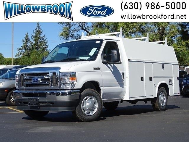 2021 Ford E-350 4x2, Knapheide Service Utility Van #MT5901 - photo 1