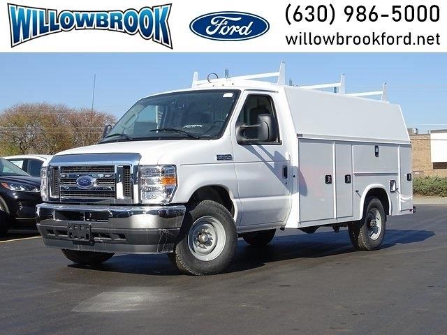 2021 Ford E-350 4x2, Knapheide Service Utility Van #MT5902 - photo 1