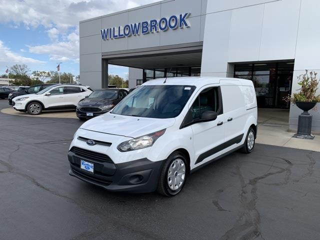 2017 Ford Transit Connect 4x2, Upfitted Cargo Van #PF3556 - photo 1