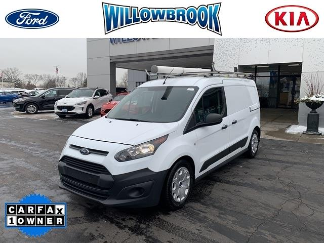 2017 Ford Transit Connect 4x2, Upfitted Cargo Van #PF3668 - photo 1