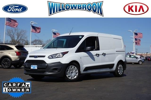 2017 Ford Transit Connect 4x2, Upfitted Cargo Van #PF3673 - photo 1