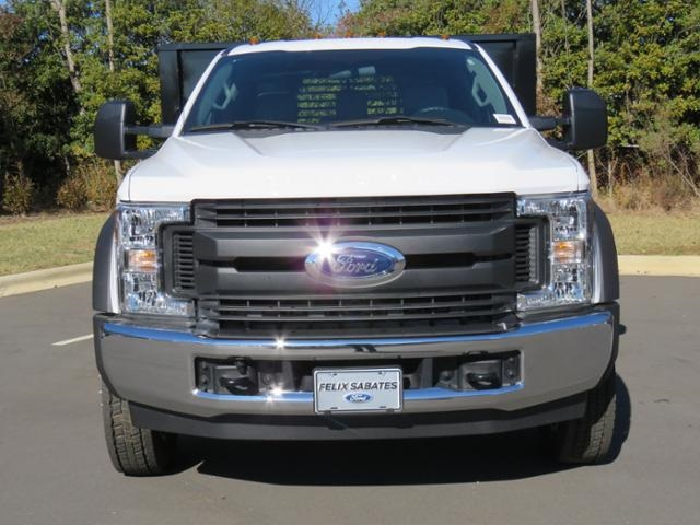 2017 F-450 Regular Cab DRW 4x2,  Platform Body #DA03736 - photo 6