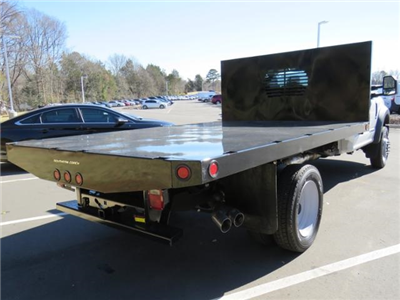 2017 F-450 Regular Cab DRW 4x2,  Platform Body #DA03736 - photo 4