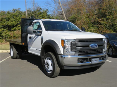 2017 F-450 Regular Cab DRW 4x2,  Platform Body #DA03736 - photo 5