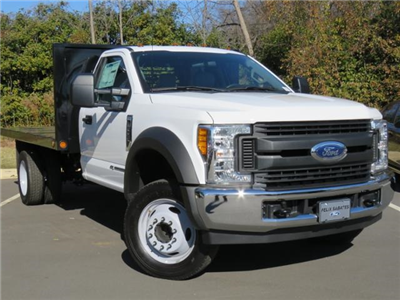 2017 F-450 Regular Cab DRW 4x2,  Platform Body #DA03736 - photo 22