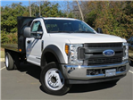 2017 F-450 Regular Cab DRW 4x2,  Platform Body #DA03736 - photo 3