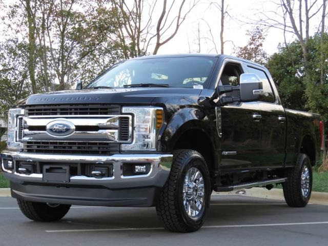 2018 F-250 Crew Cab 4x4,  Pickup #EB62793 - photo 5