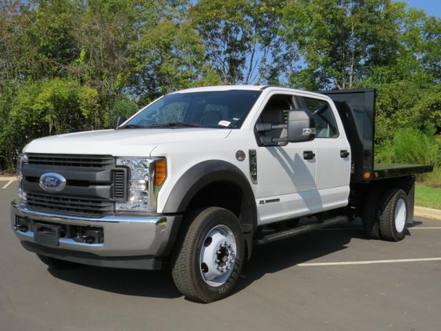 2017 F-450 Crew Cab DRW 4x2,  Freedom Farmhand Platform Body #EC86827 - photo 1