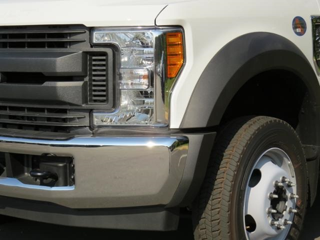 2017 F-450 Crew Cab DRW 4x2,  Freedom Farmhand Platform Body #EC86827 - photo 6