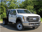 2017 F-450 Crew Cab DRW 4x2,  Freedom Farmhand Platform Body #EC86827 - photo 34