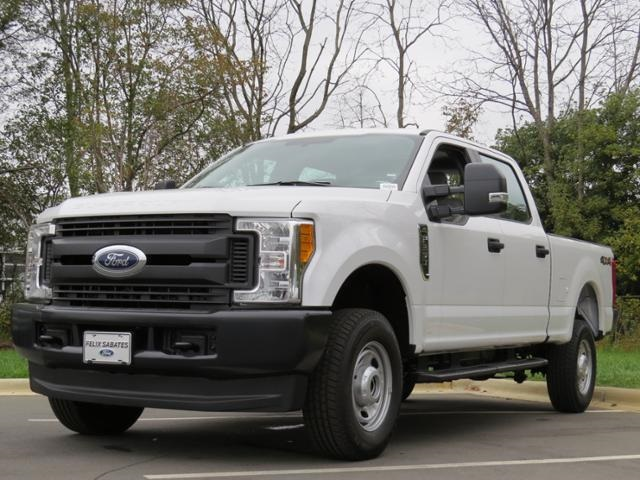 2017 F-250 Crew Cab 4x4, Pickup #EF29643 - photo 1