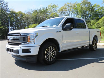2018 F-150 SuperCrew Cab, Pickup #FA41006 - photo 4
