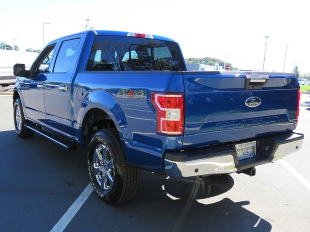 2018 F-150 SuperCrew Cab 4x4,  Pickup #FA41008 - photo 2