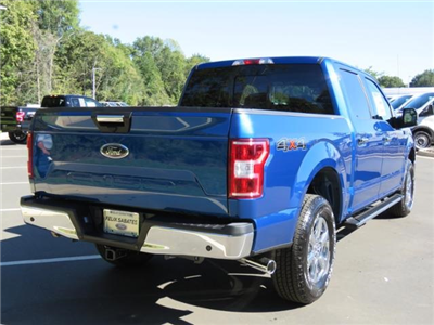 2018 F-150 SuperCrew Cab 4x4,  Pickup #FA41008 - photo 27