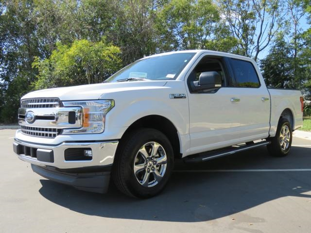 2018 F-150 SuperCrew Cab 4x4,  Pickup #FA41014 - photo 1