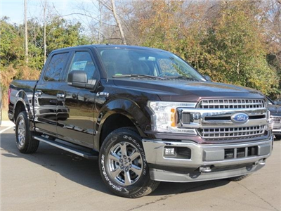 2018 F-150 SuperCrew Cab,  Pickup #FB37940 - photo 5