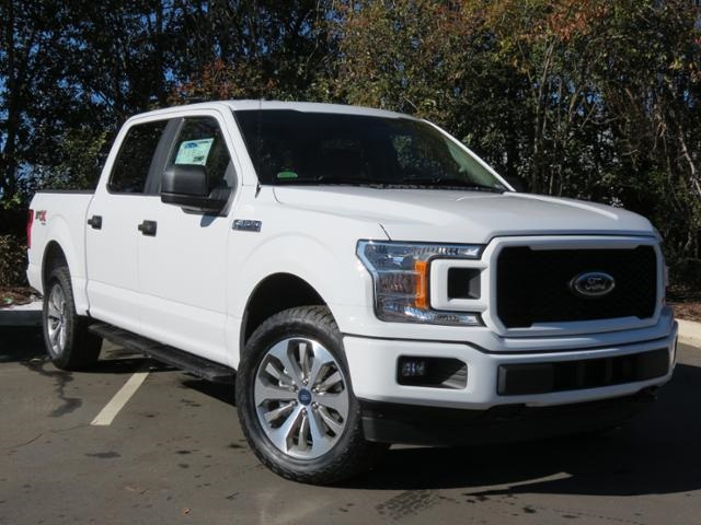 2018 F-150 SuperCrew Cab 4x4, Pickup #FB37966 - photo 3