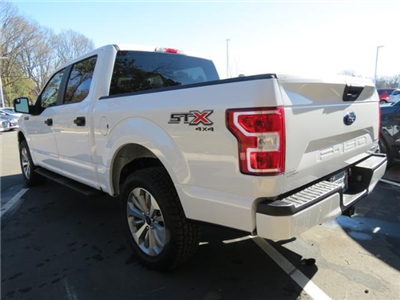 2018 F-150 SuperCrew Cab 4x4, Pickup #FB37966 - photo 2