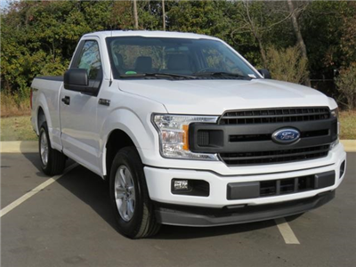 2018 F-150 Regular Cab,  Pickup #FB62705 - photo 4