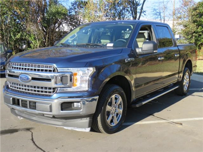 2018 F-150 SuperCrew Cab,  Pickup #FB62706 - photo 1